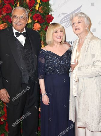 James Earl Jones, Cecilia Hart, Angela Lansbury