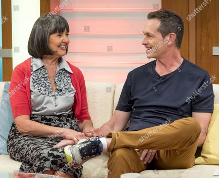Ann Lowery and son Gary Collins
