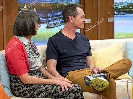 Editorial picture of 'Good Morning Britain' TV Programme, London, Britain - 29 Sep 2015