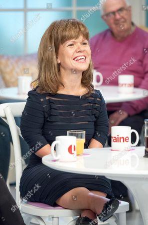 Editorial picture of 'Lorraine' ITV TV Programme, London, Britain - 29 Sep 2015