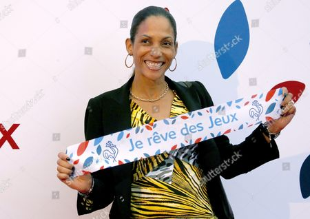 Editorial photo of Paris 2024 Olympic Games launch party, France - 25 Sep 2015