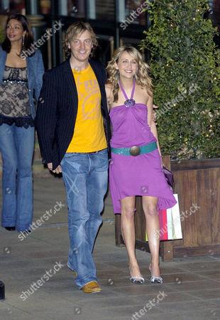 Matthew Smith and Samia Ghadie