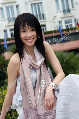Stock Photo of Fann Wong at the Majestic Barriere Hotel