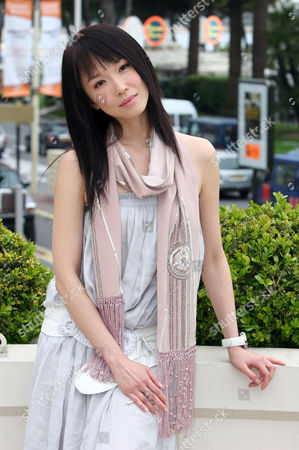 Fann Wong at the Majestic Barriere Hotel