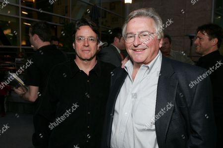 Writer Angelo Pizzo and Executive Producer William J. Immerman