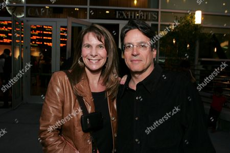 Producer Karen Baldwin and Writer Angelo Pizzo
