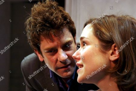 Stock Image of Hamish Clark and Lucy Liemann
