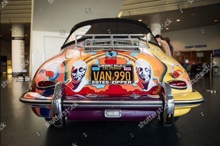 Janis Joplin Porsche 365C