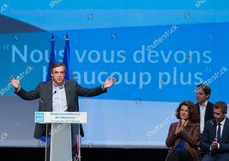 Editorial picture of Grand rassemblement de l'alternance, Nogent-sur-Marne, France - 27 Sep 2015