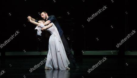 Editorial photo of Yabin Studio and Eastman - Sidi Larbi Cherkaoui present 'Genesis' at Sadler's Wells Theatre, London, Britain - 27 Sep 2015