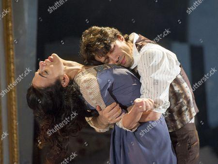 Alessandra Ferry as Lea, Herman Cornejo as Cheri