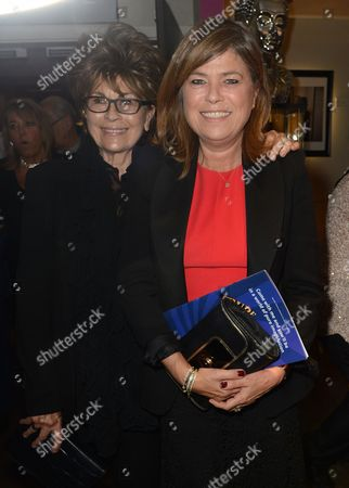 Nanette Newman and Sarah Standing