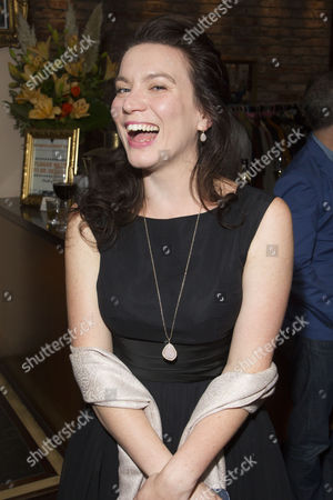 Editorial picture of 'Farinelli and the King' play, Press Night, London, Britain - 29 Sep 2015