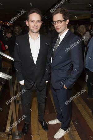 Iestyn Davies (Castrato) and Sam Crane (Farinelli)