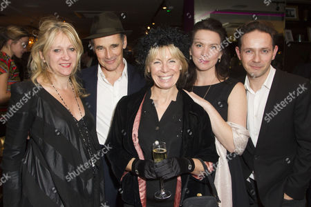 Editorial image of 'Farinelli and the King' play, Press Night, London, Britain - 29 Sep 2015