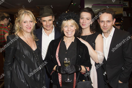 Editorial photo of 'Farinelli and the King' play, Press Night, London, Britain - 29 Sep 2015