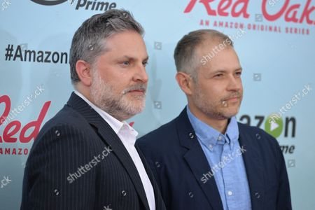 Editorial image of 'Red Oaks' Amazon TV series premiere, New York, America - 29 Sep 2015