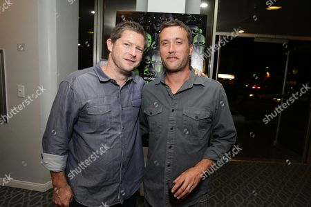 """Editorial picture of 'Hell and Back' """" special film screening, Los Angeles, America - 29 Sep 2015"""