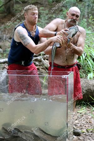Editorial picture of 'I'm a Celebrity Get Me Out of Here' Austrailia. - Mar 2015