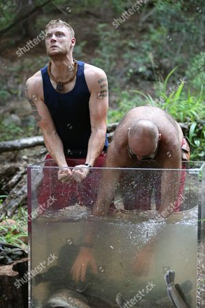 Editorial image of 'I'm a Celebrity Get Me Out of Here' Austrailia. - Mar 2015