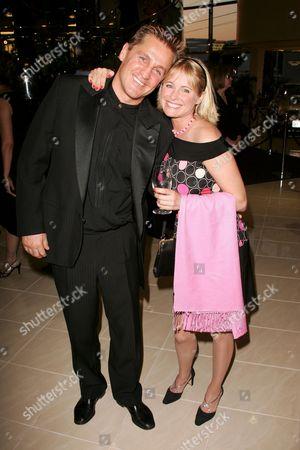 Jerry Trimble and Amy Dolenz