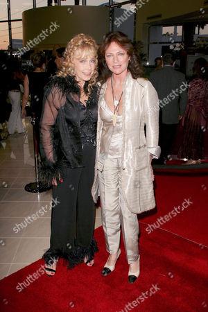 Stella Stevens and Jacqueline Bisset