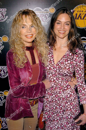 Dyan Cannon and Jennifer Grant