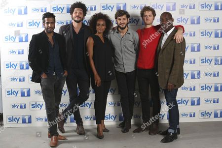 Editorial photo of 'You, Me and the Apocalypse' TV show, Sky 1 premiere, London, Britain - 09 Sep 2015