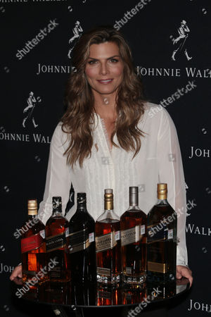 Editorial photo of Montserrat Oliver presented as the new face of Johnnie Walker, Mexico City, Mexico - 17 Sep 2015