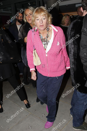 Editorial photo of 'Pure Imagination' press night and afterparty, London, Britain - 29 Sep 2015