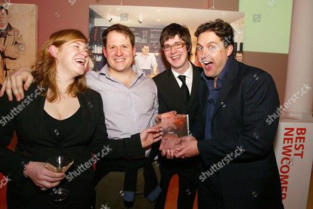 The owners of Leon: Allegra McEvedy, Henry Dimbleby, Ben Peverelli and John Vincent.