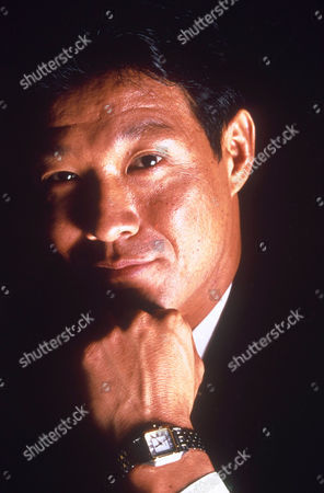 JAMES SAITO IN 'TO BE THE BEST' - 1992