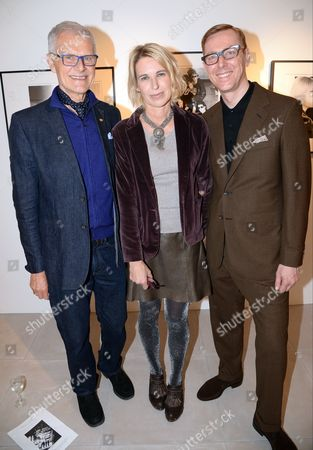 Editorial photo of 'Billy Name, The Silver Age' Exhibition Private view, London, Britain - 30 Sep 2015
