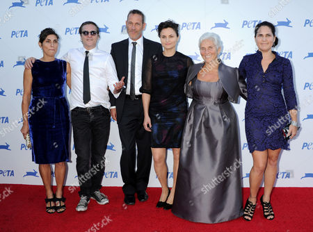 Editorial picture of PETA 35th Anniversary Bash, Arrivals, Los Angeles, America - 30 Sep 2015