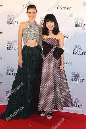 Editorial picture of New York City Ballet Fall Gala, America - 30 Sep 2015