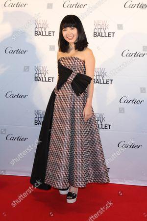 Stock Photo of Hanako Maeda