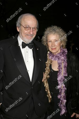 Stock Image of E L Doctorow, Margaret Atwood