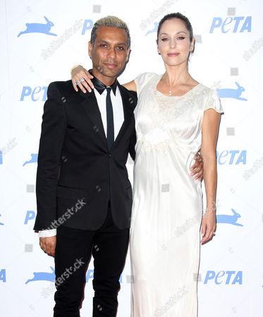 Tony Kanal and Erin Reese