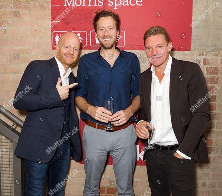 Jake Wood, Jez Bond & Michael McKell