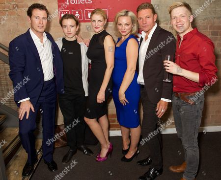 Nick Moran, William Nye, Lesley Harcourt, Melanie Gutteridge, Michael McKell & Timothy George