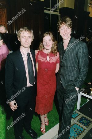 Neil Hannon, Kelly MacDonald and Dougie Payne