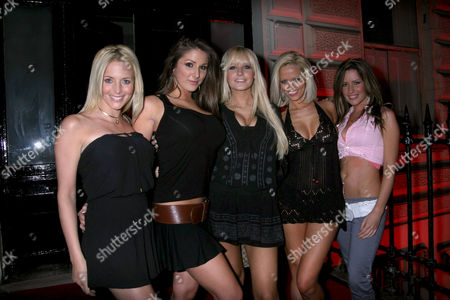Editorial image of LOADED RELAUNCH PARTY, 33 PORTLAND PLACE, LONDON, BRITAIN - 20 APR 2005