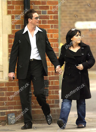Dave Morgan and Jessie Wallace