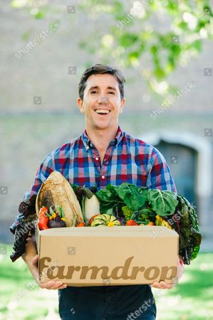 Farmdrop founder Ben Pugh