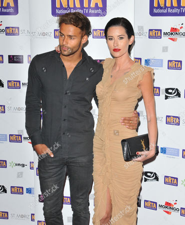 Editorial picture of The National Reality TV Awards 2015, Porchester Hall, London, Britain - 30 Sep 2015