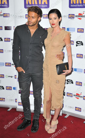 Cristian MJC (Matthew Clarkson) and Jasmine Lennard