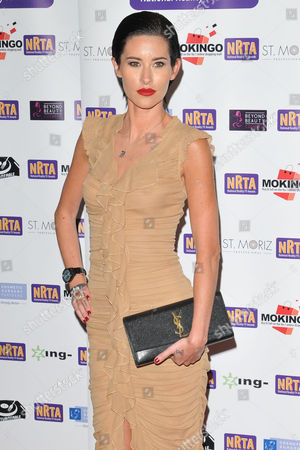 Editorial image of The National Reality TV Awards 2015, Porchester Hall, London, Britain - 30 Sep 2015