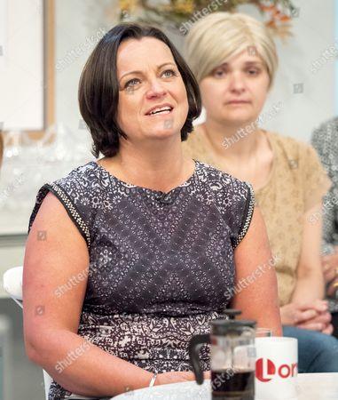 Editorial image of 'Lorraine' ITV TV Programme, London, Britain - 01 Oct 2015