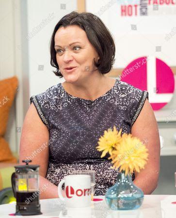 Editorial picture of 'Lorraine' ITV TV Programme, London, Britain - 01 Oct 2015