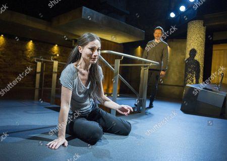 Kate Fleetwood as Medea, Justin Salinger as Jason